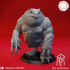 Slaed (Blue)  - Tabletop Miniature (Pre-Supported) image