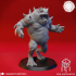 Slaed (Death)  - Tabletop Miniature (Pre-Supported) image
