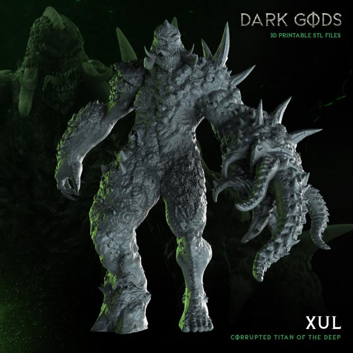 XUL - Dark Gods's Cover