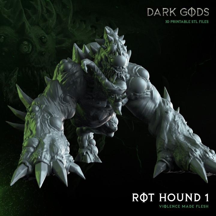 Rot Hound 1 - Dark Gods's Cover