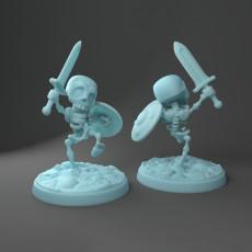 Garry The Skeleton