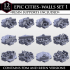Hexton Hills Epic Cities Wall Set 01 image