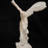 Conserved Nike of Samothrace / Winged Victory image