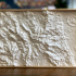 3D Puzzle Topography of Colorado Rocky Mountains image