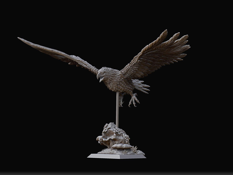 Figurines alternatives en 3D pour ME SBG: liste créateurs Resize-r-aguila-volando