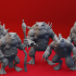 Slaed Mob  - Tabletop Miniatures (Pre-Supported) image