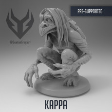 Kappa - pre-supported