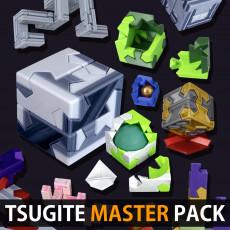 Tsugite Cube Master Pack
