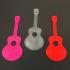 paperclip gitaar image