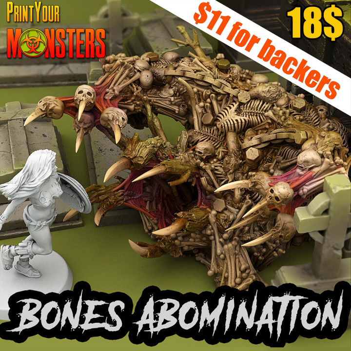 Bones Abomination Pack's Cover