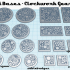 Mini Bases - Gears - Round/Square image