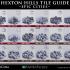 Hexton Hills Tile Guides image