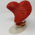 A 3D Printed Animated Valentine Heart for My Valentine! image