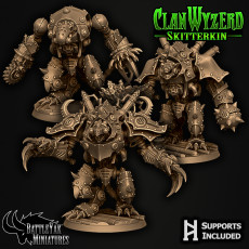 Clan Wyzerd Skitterkin