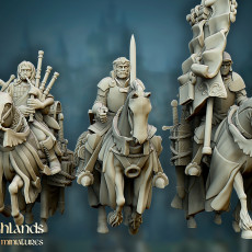 January Release - Highlands Miniatures