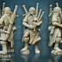 Questing Knights Command Group - Highlands Miniatures image