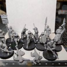 Picture of print of City Guard Bundle [Professionally Pre-Supported]