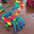 Fastener Building Toy - Parts - Blocks - Brinquedo de construção de fixadores image