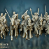 Questing Knigth Core Unit - Highlands Miniatures image