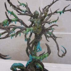Picture of print of Dryad Guardian