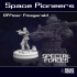 Space Soldiers - Special Forces Military x 4 - Space Pioneers Collection image