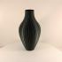 Striped Bulb Vase, (Vase Mode) image