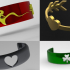 Themed Bracelets! Mothers Day   St. Patricks Day   Chinese New Year   Valentines image
