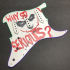 The Joker 'Why So Serious?' Scratchplate for Fender Stratocaster image