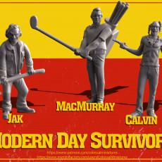 Modern Day Survivors