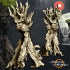Marching Treant - Large Model - Presupported image