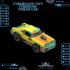 Cyberglow City Cyberpunk Nomad Car image