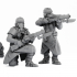 Death squad of Imperial force Bionic legs image