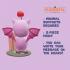 Valentine Moogle from Final Fantasy image