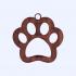 Earring 'paw' image