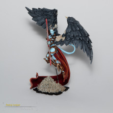 Picture of print of Amora, Debased Avatar of Cupid