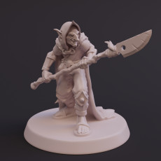 Goblin - Tabletop Miniature - DnD