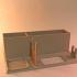Hot glue gun stand image