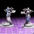 Medusa Elite Battle Axe Pose 1 image