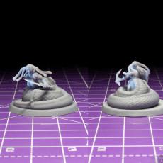 Picture of print of Medusa Elite Sword Pose 3