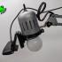 IKEA hack: tripod from work lamp image