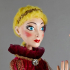Princess – marionette head image