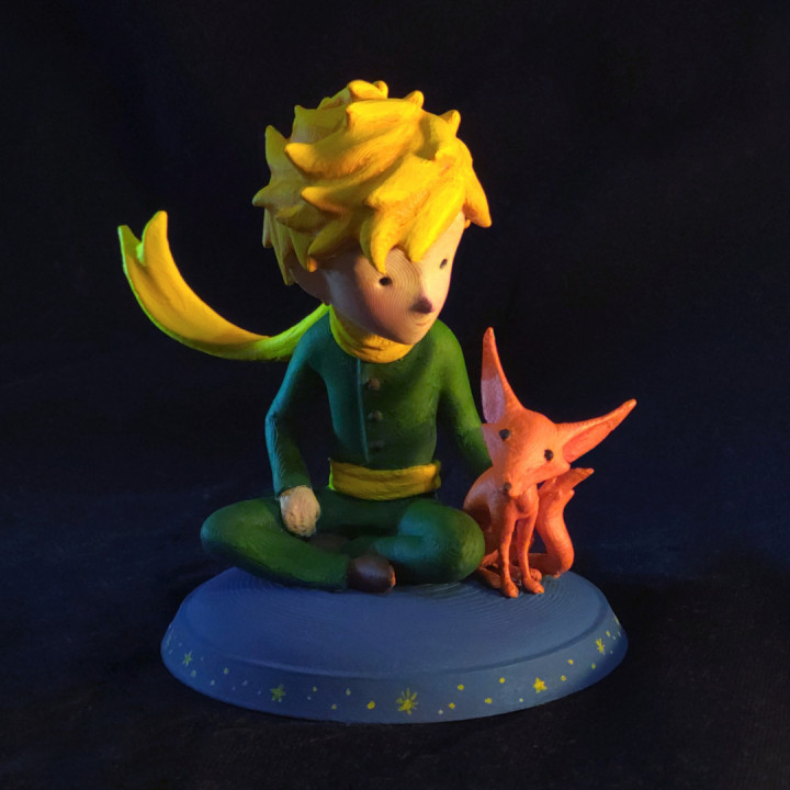 FREE - The Little Prince and the Fox