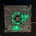 Borg Cube Raspberry Pi 4 Case image