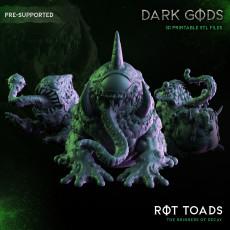 Rot Toads - Dark Gods