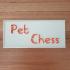 Pet Chess and display box image