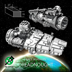 DREADNOUGHT for Human Race