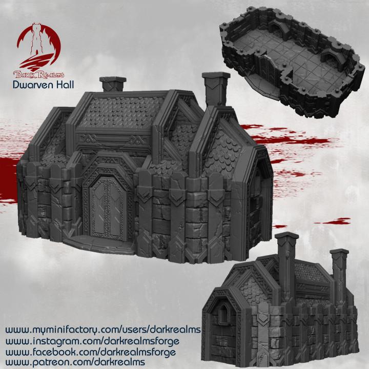 Dwarves - Hall