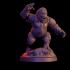 Frostgrave White Gorilla image