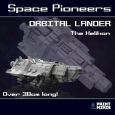 Space Pioneer Miniatures
