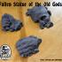 Fallen Statue of a Forgotten God image
